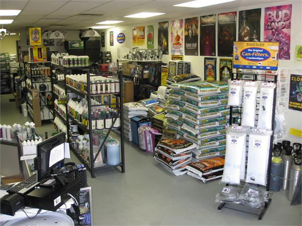Acme Hydroponics Retail Location