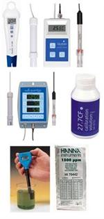EC/TDS/PPM Meters & Solutions