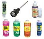 pH/EC/TDS Meters & Solutions