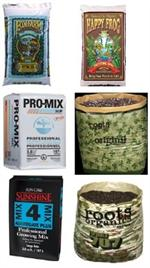 Potting Soil/Soilless Mixes