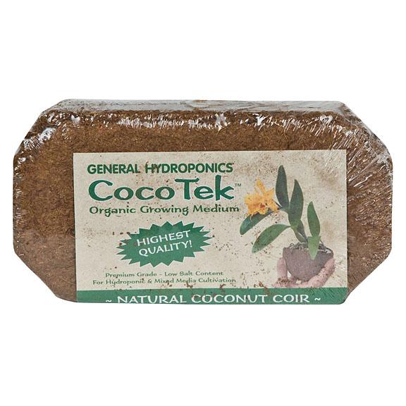 Cocotek Brick Coco Coir Green